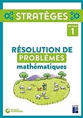 Résolution de problèmes mathématiques Niveau 1 - CP-CE1 (+ CD Rom) de Kévin Gueguen