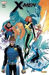 X-Men (fresh start) N°6 de Marc Guggenheim