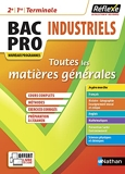 Toutes les matières BAC PRO Industriels 2de / 1ère / Term - Réflexe - 2022 (21)