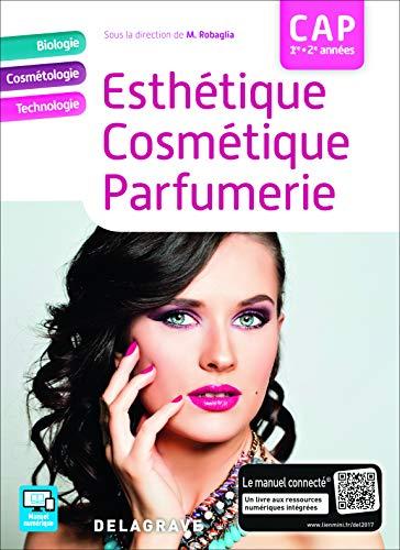 Esthétique, Cosmétique, Parfumerie CAP (2018)