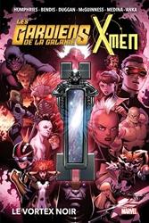 Les Gardiens de la Galaxie & X-Men - Le Vortex noir de Valerio Schiti