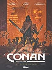 Conan le Cimmérien - Les Clous rouges de Régis Hautière