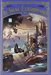 Le Voyage Extraordinaire T04 - 48H BD 2018 de Denis-Pierre Filippi