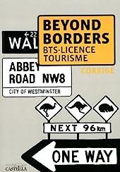 Beyond borders - BTS AGTL VPT licence pro corrigé de THOMACHOT