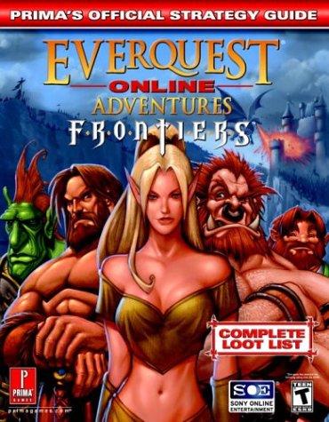 Everquest Online Adventures Frontiers