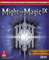 Might and Magic IX - Prima's Official Strategy Guide de Prima Development