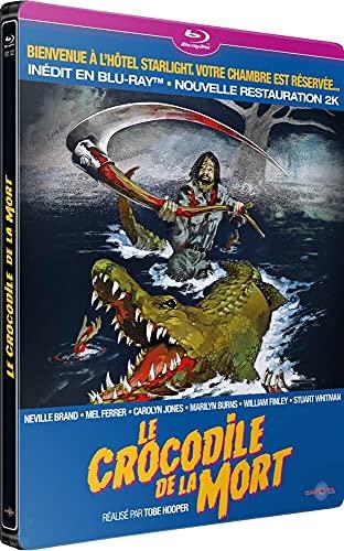 Le Crocodile de la Mort [Édition SteelBook]