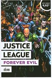 Justice League Forever Evil de JOHNS Geoff