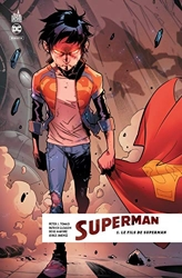 Superman Rebirth - Tome 1 de Tomasi Peter