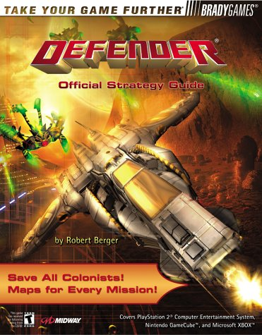 Defender® Official Strategy Guide