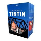 Les Aventures de Tintin, Intégrale - Coffret en 8 volumes