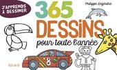 365 Dessins Pour Toute L'Année de Philippe Legendre
