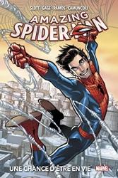 Amazing Spider-Man T01 - Une chance d'être en vie de Giuseppe Camuncoli