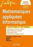 Ecg 1 - Mathématiques appliquées - Questions et méthodes