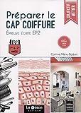 Préparer le CAP Coiffure - Epreuve écrite EP2 - Le Génie Editeur - 18/01/2018