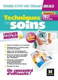 Techniques de soins en fiches mémos - DEAS 4e ed._Nouveau référentiel 2021
