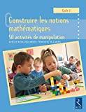 Construire les notions mathématiques Cycle 2 - Retz - 12/05/2010