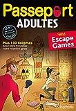 Passeport Adultes - Escape Game - Cahier de vacances 2021
