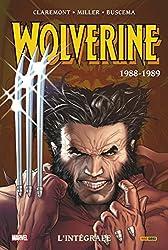 Wolverine - L'intégrale 1988-1989 (T01) de John Buscema