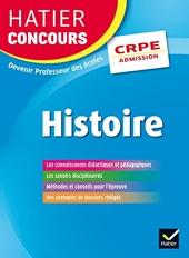 Hatier Concours CRPE 2017 - Epreuve orale d'admission - Histoire de Charles Mercier