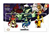 Pack de 3 Figurines Amiibo Shovel Knight Treasure Trove - Treasure Trove - Amiibo 3-Pack