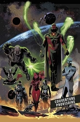 Uncanny Avengers T03 de Daniel Acuña