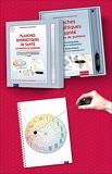 Planches énergétiques de santé - Coffret - Nouvelle homéopathie, le livre avec des cadrans diagnostiques et un tensor