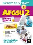 Afgsu 2 - Métiers de la santé - 3e édition - Révision et entraînement