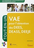Vae Pour L'obtention Des Dees, Deass, Deeje - DEASS, Assistant de service social DEEJE, Educateur de jeunes enfants, Itinéraires pro Tout-en-un