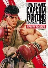 How to make CAPCOM fighting characters de Sté CAPCOM