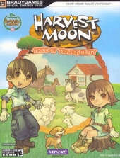 Harvest Moon - Tree of Tranquility Official Strategy Guide de BradyGames