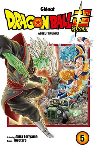 Dragon Ball Super - Tome 5