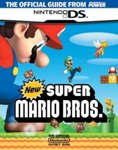 Official Nintendo New Super Mario Bros. Player's Guide de Nintendo Power