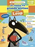 Cahier de vacances du Loup - Je rentre en grande section - PHILIPPE AUZOU - 03/05/2017