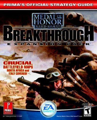 Medal of Honor Allied Assault Breakthrough Expansion Pack