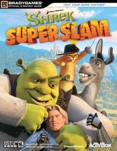 Shrek® SuperSlam Official Strategy Guide de BradyGames
