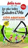 Guide Balades à vélo Côte Aquitaine 2021 Petit Futé