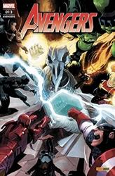 Avengers N°13 de Javier Garron