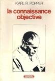 La Connaissance objective - Editions Complexe - 01/01/1995