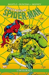 Spectacular Spider-Man - L'intégrale 1978 II (T18): 1978 de Bill Mantlo