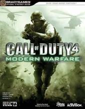 Call of Duty 4 - Modern Warfare Official Strategy Guide de BradyGames