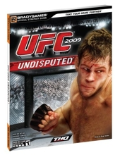 UFC 2009 Undisputed Official Strategy Guide de BradyGames