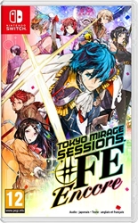 Tokyo Mirage Sessions #Fe Encore - Switch