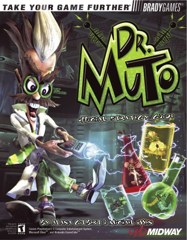 Dr. Muto? Official Strategy Guide