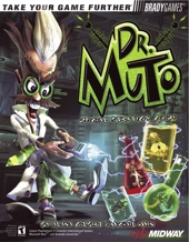 Dr. Muto? Official Strategy Guide d'Alana Gilbert