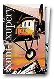 Coffret Saint-Exupéry (4 volumes) Pilote de guerre - Terre des hommes - Ecrits de guerre - Vol de nuit