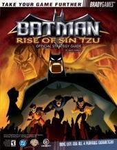Batman - Rise of Sin Tzu : Official Strategy Guide de Bradygames