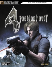 Resident Evil 4 Official Strategy Guide (PS2) de BradyGames