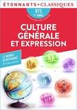 Culture générale et expression - BTS 1re année