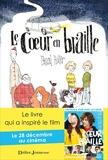Le cœur en braille - Couverture avec l'affiche du film - Didier Jeunesse - 01/11/2016